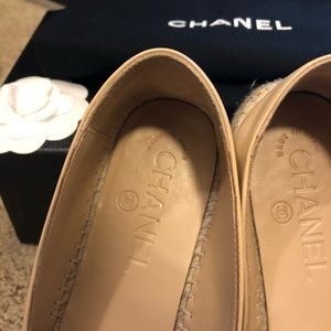 CHANEL Shoes - Authentic Chanel Espadrilles size 36